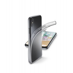 iPhone Xs/X hoesje fine transparant