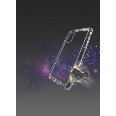 iPhone Xs/X hoesje tetraforce shock-tech zwart Cellularline