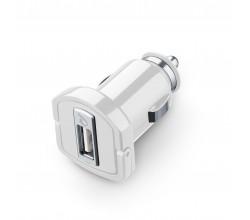 Autolader usb 5W/1A Apple wit Cellularline