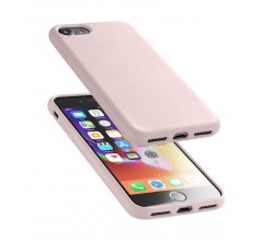 iPhone SE (2020)/8/7 hoesje sensation roze Cellularline