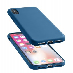 iPhone Xs/X hoesje sensation blauw
