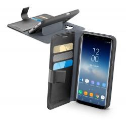 Samsung Galaxy S9 hoesje book agenda zwart