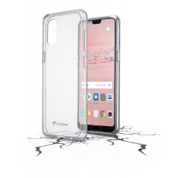 Huawei P20 Pro hoesje clear duo transparant