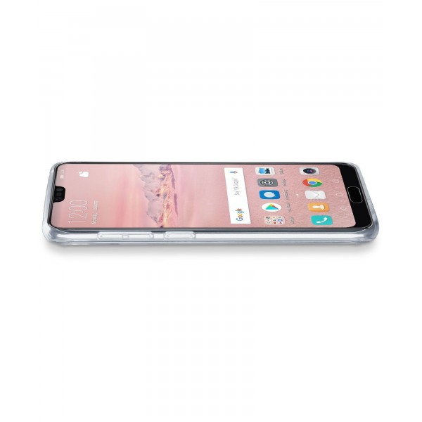 Cellularline Huawei P20 Pro hoesje clear duo transparant