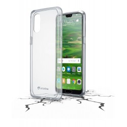 Huawei P20 hoesje clear duo transparant