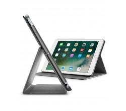"iPad 97"" (2018) hoesje slim stand zwart Cellularline"