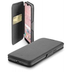Huawei P20 Pro hoesje book clutch zwart