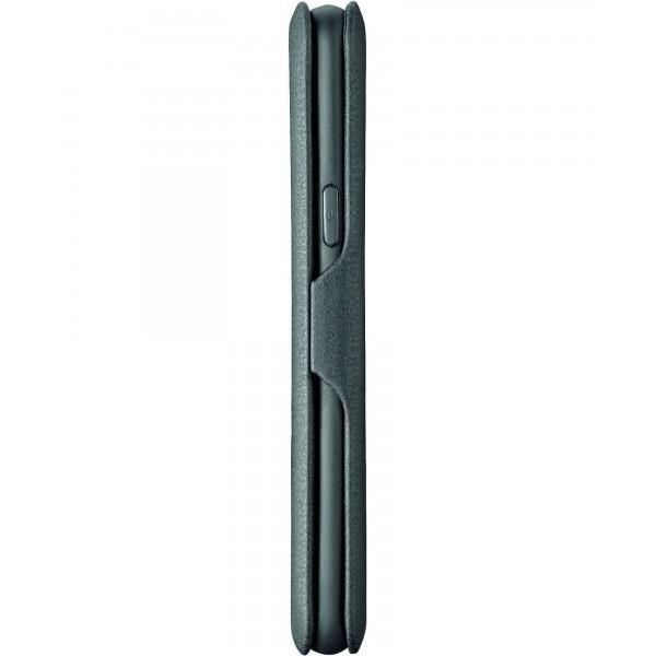 Cellularline iPhone Xs Max hoesje book clutch zwart