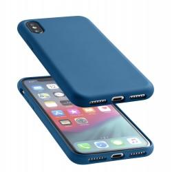 iPhone Xs Max hoesje sensation blauw
