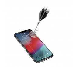 iPhone 11/Xr SP second glass transparant Cellularline