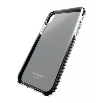 iPhone Xr housse tetraforce shock-advance noir Cellularline