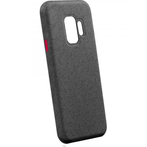 Cellularline Samsung Galaxy S9 hoesje supirio mineral zwart