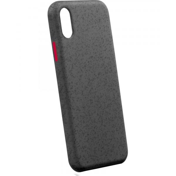 Cellularline iPhone XS Max hoesje supirio mineral zwart