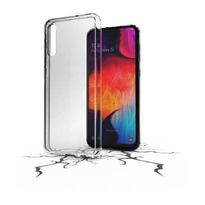 Samsung Galaxy A50 housse clear duo transparent Cellularline