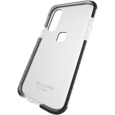 Samsung Galaxy A40 housse tetraforce shock-twist transparent Cellularline