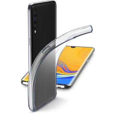 Samsung Galaxy A70 housse fine transparent Cellularline