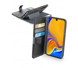 Samsung Galaxy A70 hoesje book agenda zwart Cellularline