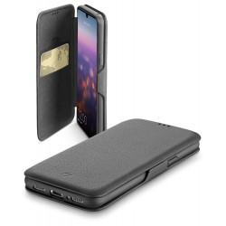 Huawei Mate 20 hoesje book clutch zwart