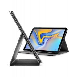 Samsung Galaxy Tab A 10.5 hoesje slim stand zwart