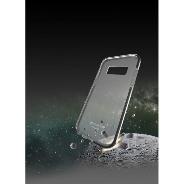 Cellularline Samsung Galaxy S10e hoesje tetraforce shock-twist transparant