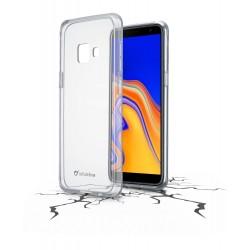 Samsung Galaxy J4 Plus (2018) hoesje clear duo transparant