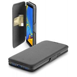 Samsung Galaxy A7 (2018) hoesje book clutch zwart