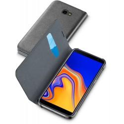 Samsung Galaxy J4 Plus (2018) hoesje book zwart