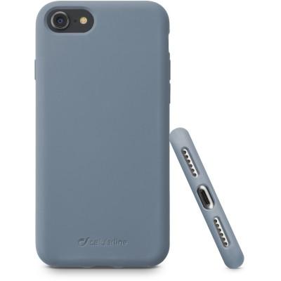 iPhone 8/7/6s/6 housse sensation gris Cellularline