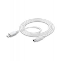 Usb kabel usb-c to Apple lightning 12m wit