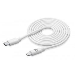 Usb kabel usb-c to Apple lightning 2m wit