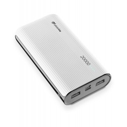 Powertank 20000mAh Wit