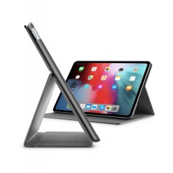 "iPad Pro 129"" (2018) hoesje slim stand zwart  Cellularline"