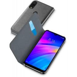 Xiaomi Redmi 7 hoesje book zwart