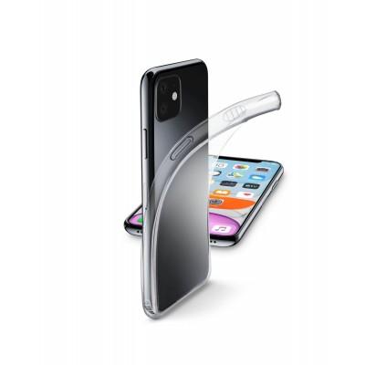 iPhone 11 hoesje fine transparant Cellularline