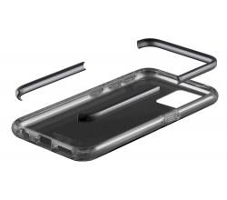 iPhone 11 Pro Max hoesje tetraforce shock-twist zwart Cellularline