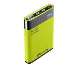 Freepower Manta HD 5000mAh Groen Cellularline