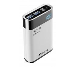 Freepower Manta HD 10000mAh Wit Cellularline