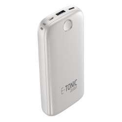 Draagbare lader e-tonic 20000mAh wit  Cellularline
