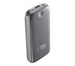 Draagbare lader e-tonic 20000mAh zwart Cellularline
