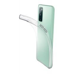 Samsung Galaxy S20 FE hoesje fine transparant  Cellularline