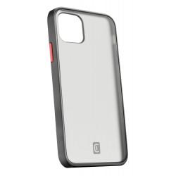 iPhone 12/12 Pro elemento hoesje smoky quartz zwart  Cellularline