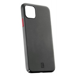 iPhone 12/12 Pro elemento hoesje zwart onyx zwart  Cellularline