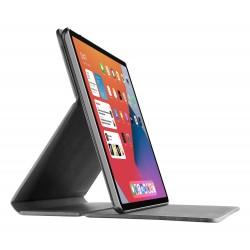 iPad Air 10,9 inch (2020) hoesje slim stand zwart