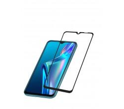 Samsung Galaxy A12/Galaxy A32 5G SP gehard glas capsule zwart Cellularline