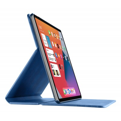 "iPad Air 109"" (2020) hoesje slim stand blauw  Cellularline"