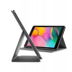 Samsung Galaxy Tab A 8.0 (2019) hoesje slim stand zwart