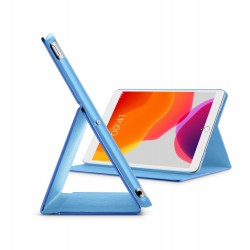 "iPad 10.2"" (2019) / 10.2"" (2020) hoesje slim stand blauw  Cellularline"