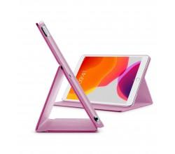 "iPad 10.2"" (2019) / 10.2"" (2020) hoesje slim stand roze Cellularline"