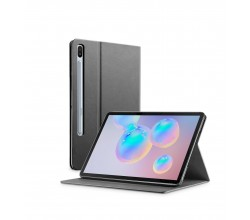 Samsung Galaxy Tab S6 hoesje slim stand zwart Cellularline