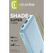 Draagbare lader shade 10000mAh PD groen Cellularline